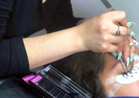 Hands-On Eyelash Lift